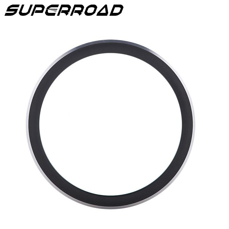 Road Bike Alloy Carbon Clincher rim